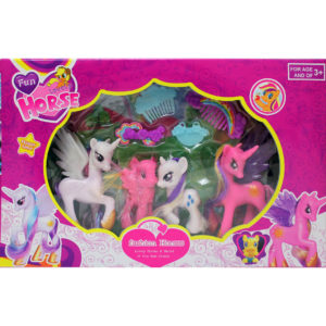 4lü poni